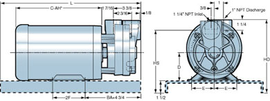 215tc frame dimensions frame design reviews for 56c frame motor dimensions